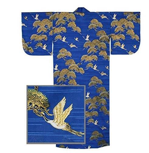 How to date a kimono