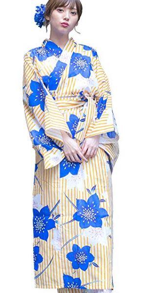 Cheap silk kimono