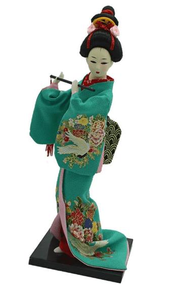 Japanese doll price