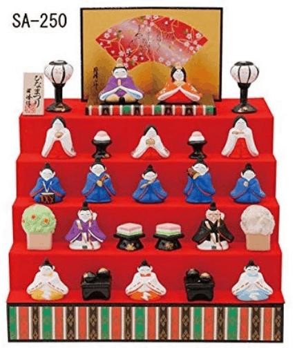 Japanese doll maker