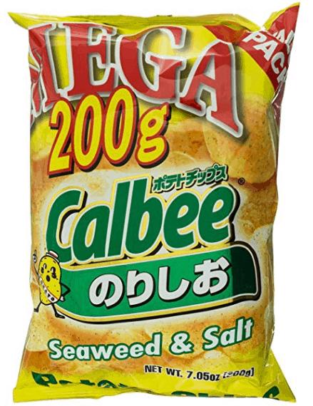 Best japanese chips