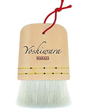 Japanese handmade makeup brushes