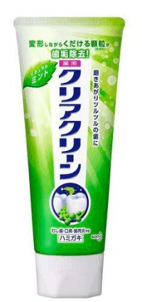 top japanese tooth paste