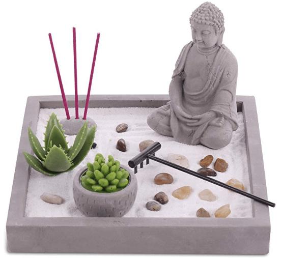 mini zen garden amazon