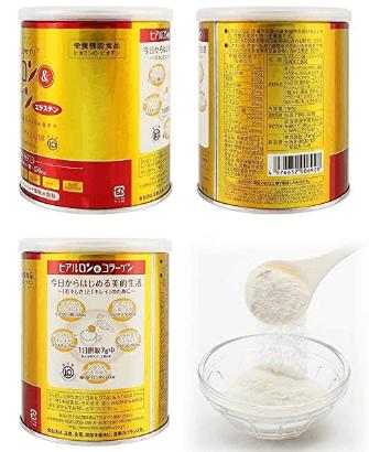 Collagen powder japan benefits
