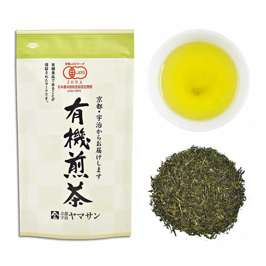 authentic traditional japanese green tea
