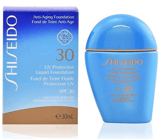 best japanese liquid foundation for oily skin.