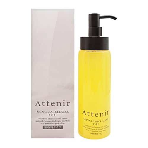 Best Japanese cleansing oil