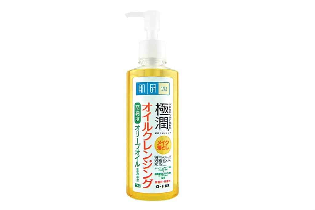 Top japanese cleansing oil