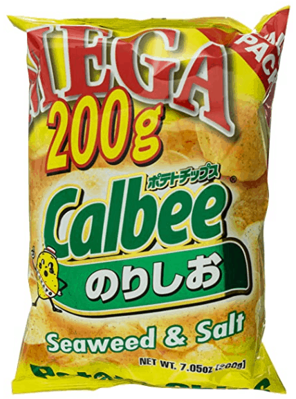 japanese chips calbee
