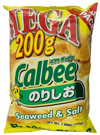 japanese chips calbee