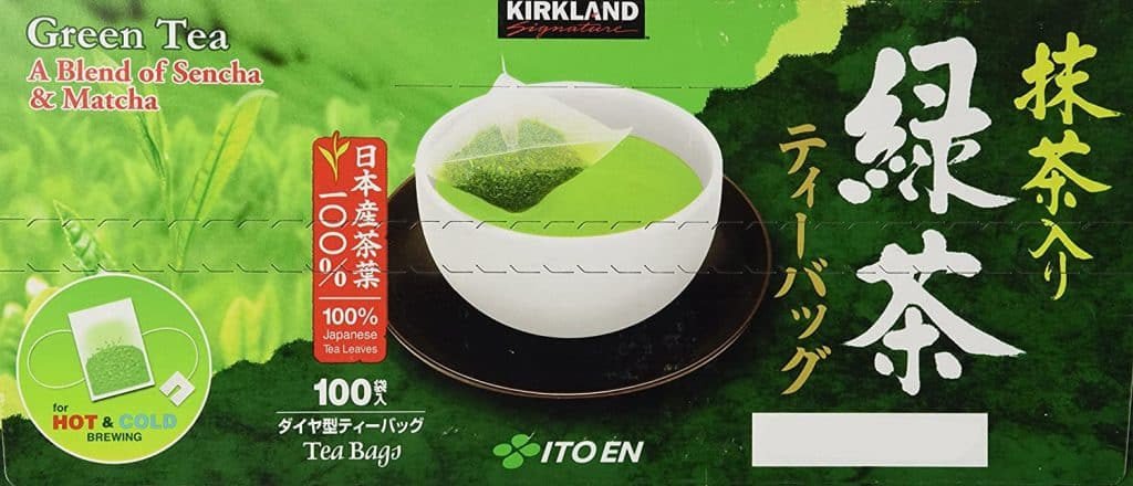 japanese green tea benefits