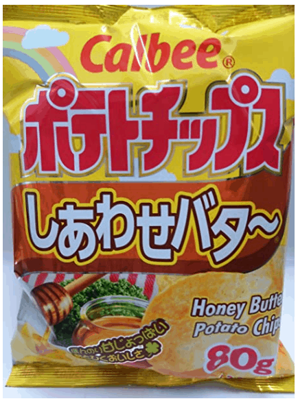 japanese chips spicy