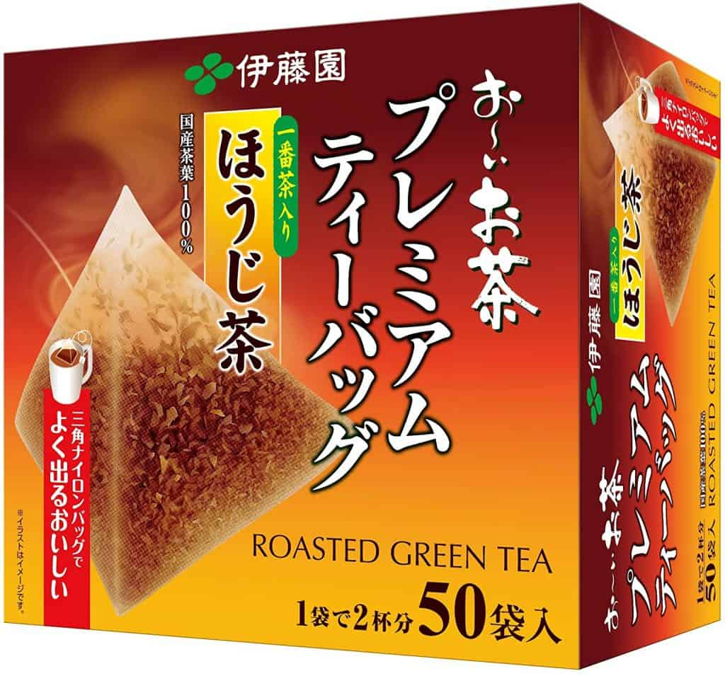 Top Japanese green tea