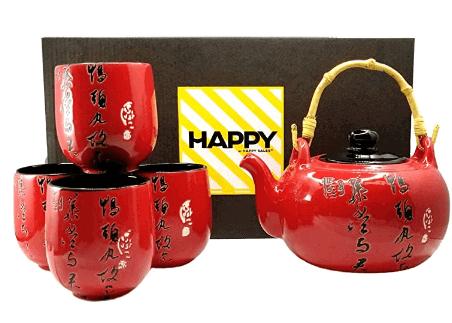 japanese teapot set